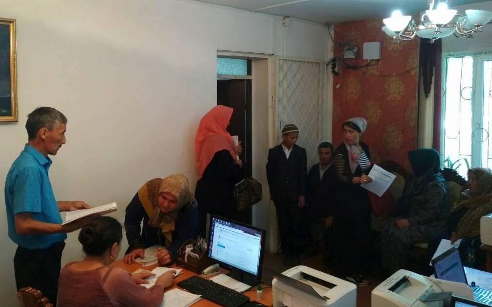 Государственный нотариус Ноокатского района провел семинар для работников ЗАГСа