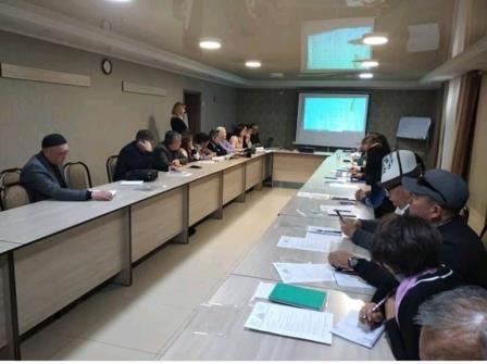 В Ыссык-Кульской области проведены круглые столы по вопросам оказания содействия клиентам пробации в их ресоциализации