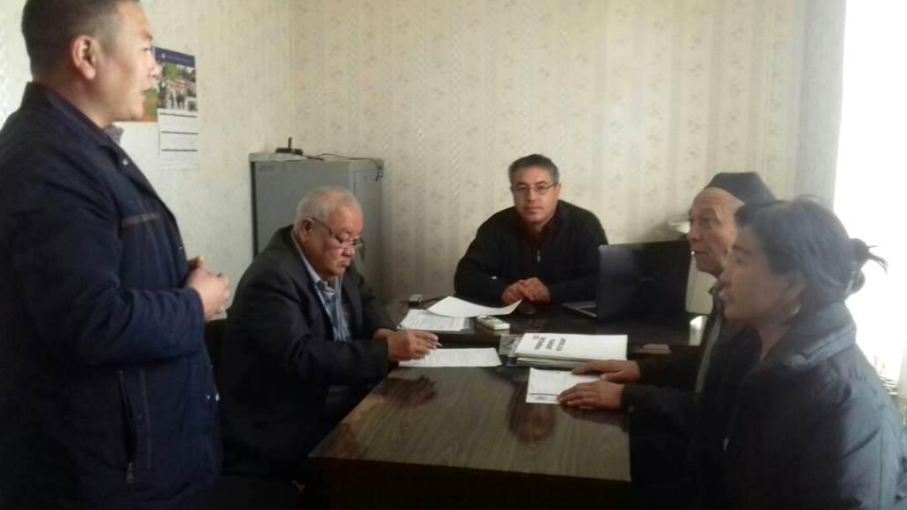 Ош облусунун жана Ош шаарынын Юстиция башкармалыгы Кыргыз Республикасынын Жарандык процессуалдык  кодексине өзгөртүүлөрдү киргизүү тууралуу түшүндүрүү иштерин жүргүздү