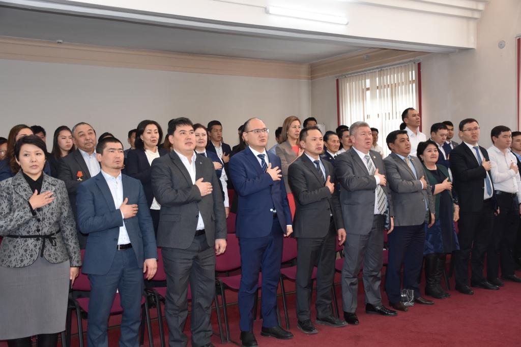 Кыргыз Республикасынын Юстиция министрлигинде Эл аралык эне тил күнүнө арналган иш-чаралар өткөрүлдү