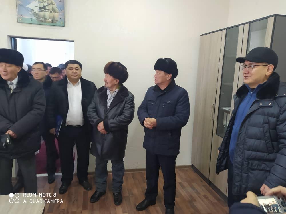 В Ак-Суйском районе открыт 30-ый Центр по предоставлению бесплатной юридической помощи