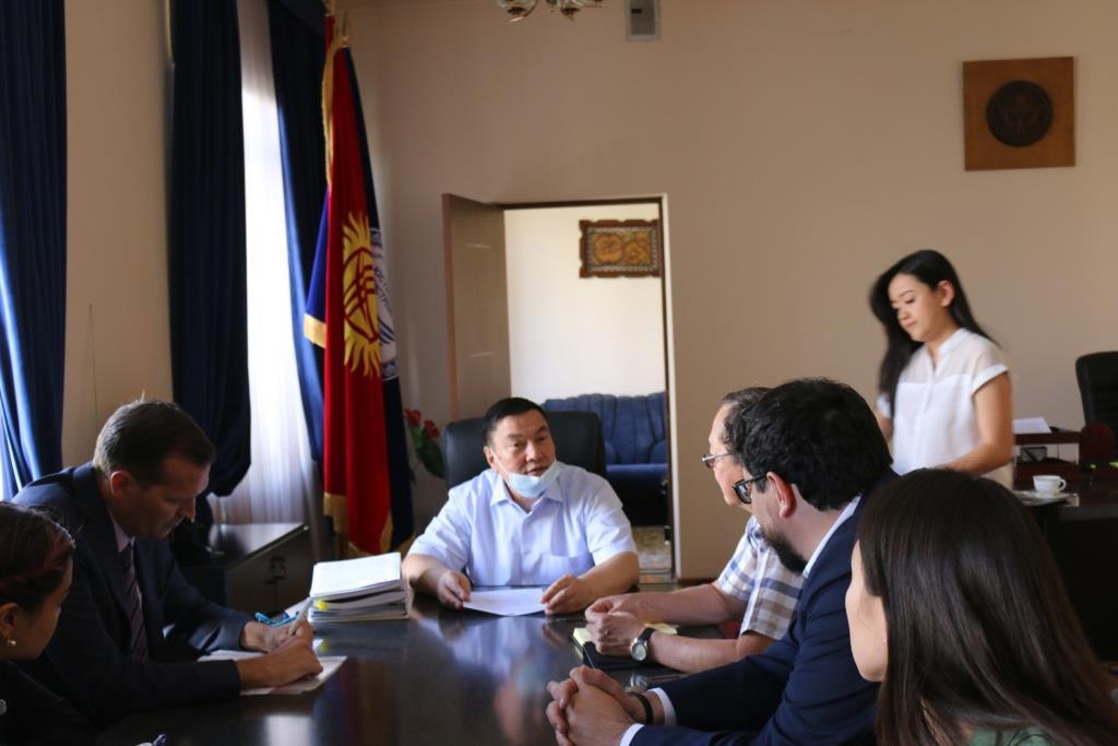 Управление ООН по наркотикам и преступности готовы оказать содействие в повышении квалификации сотрудников Департамента пробации при Минюсте