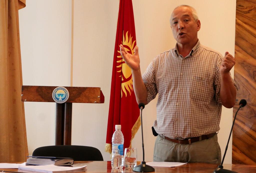 Состоялся семинар с участием оперативных работников силовых структур Джалал-Абадской области