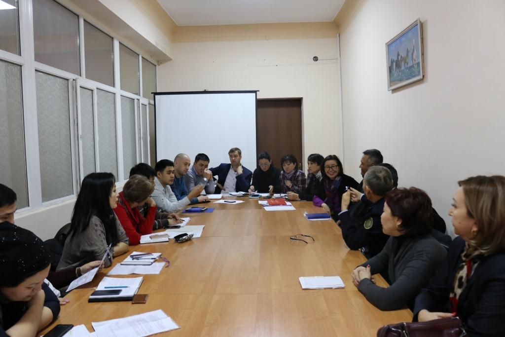 В Министерстве юстиции обсудили вопросы, касающиеся оплаты государственной пошлины плательщиками за совершенные нотариальные действия