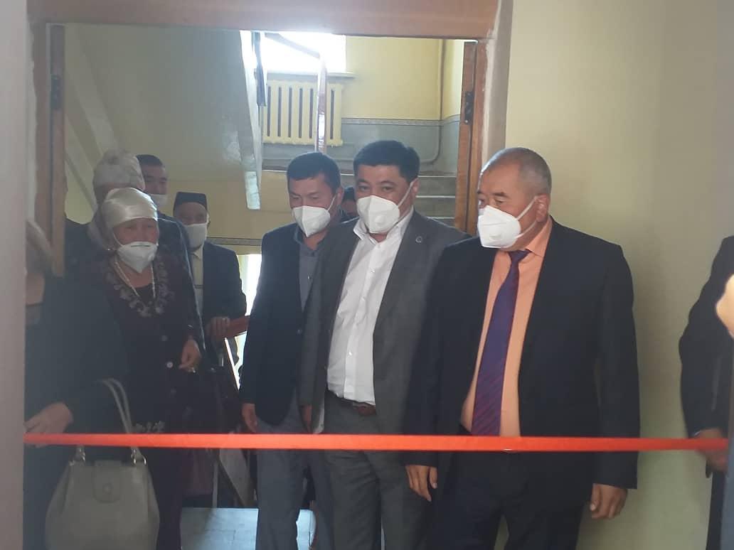 «Открыт 28-ой Центр по оказанию бесплатной консультационно-правовой помощи населению»