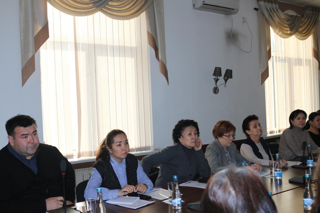 Представители Министерства юстиции КР приняли участие в семинаре по вопросам достижения Целей устойчивого развития