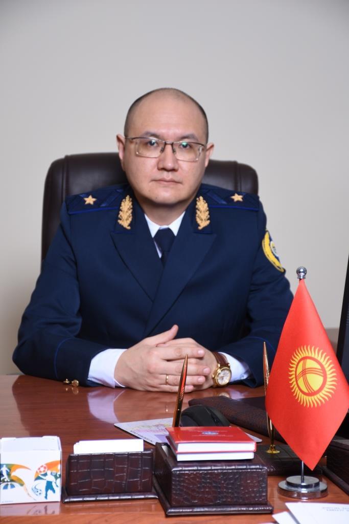 Кыргыз Республикасынын Юстиция министринин Маалымат жана басма сөз күнү менен куттуктоосу