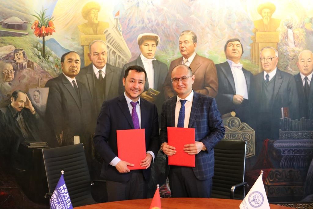 Юстиция министрлиги менен Эл аралык түрмө реформасынын (PRI) Кыргызстандагы Өкүлчүлүгү ортосунда кызматташуу тууралуу Меморандум түзүлдү