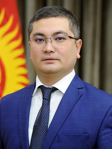 Поздравляем с Днем Государственного флага Кыргызской Республики
