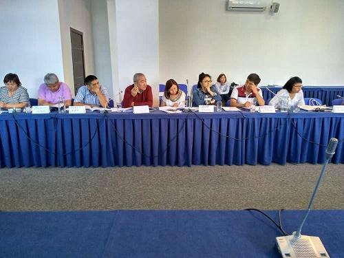 В Иссык-Кульской области началось выездное заседание межведомственной рабочей группы по разработке проектов постановлений Правительства Кыргызской Республики