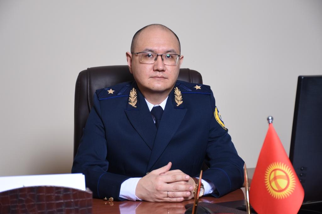 Министр юстиции КР Марат Джаманкулов поприветствовал участников 2-го Национального юридического форума 2020