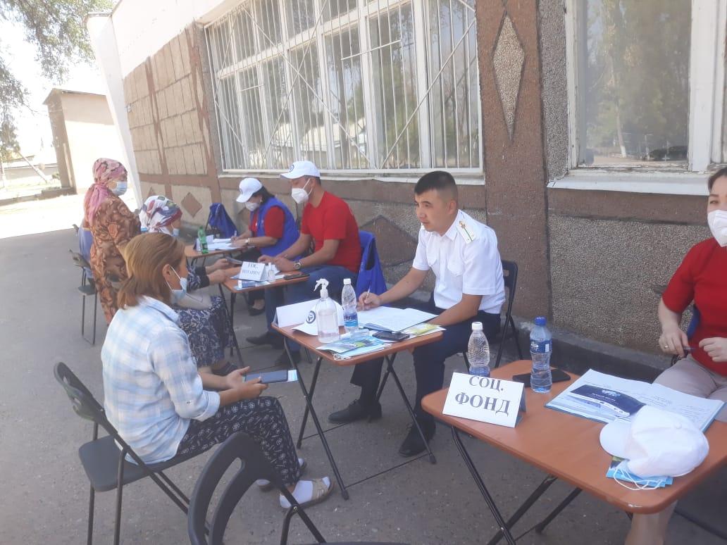 Предоставлено 49 бесплатных правовых консультаций жителям Чуйского района Чуйской области