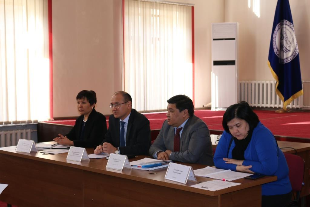 Юстиция министрлиги адвокаттар үчүн семинар өткөрдү