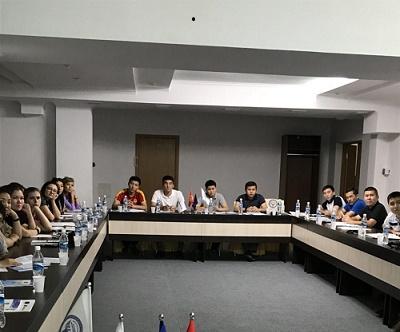 Министерством юстиции проводится тренинг по вопросам специализированных видов экспертиз