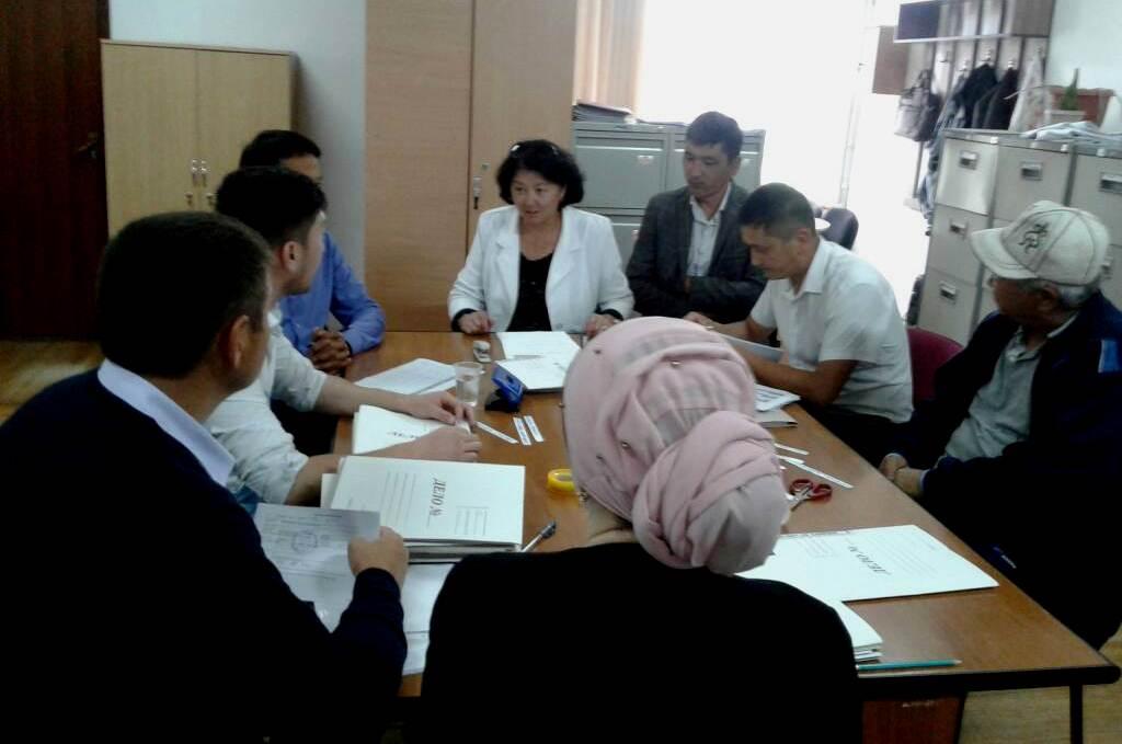 Ысык-Көл облусунун банк системасынын кызматкерлерине семинар өткөрүлдү