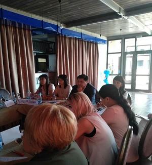 Состоялся двухдневный ознакомительный тренинг на тему «Особенности и правовые механизмы защиты прав ключевых групп»