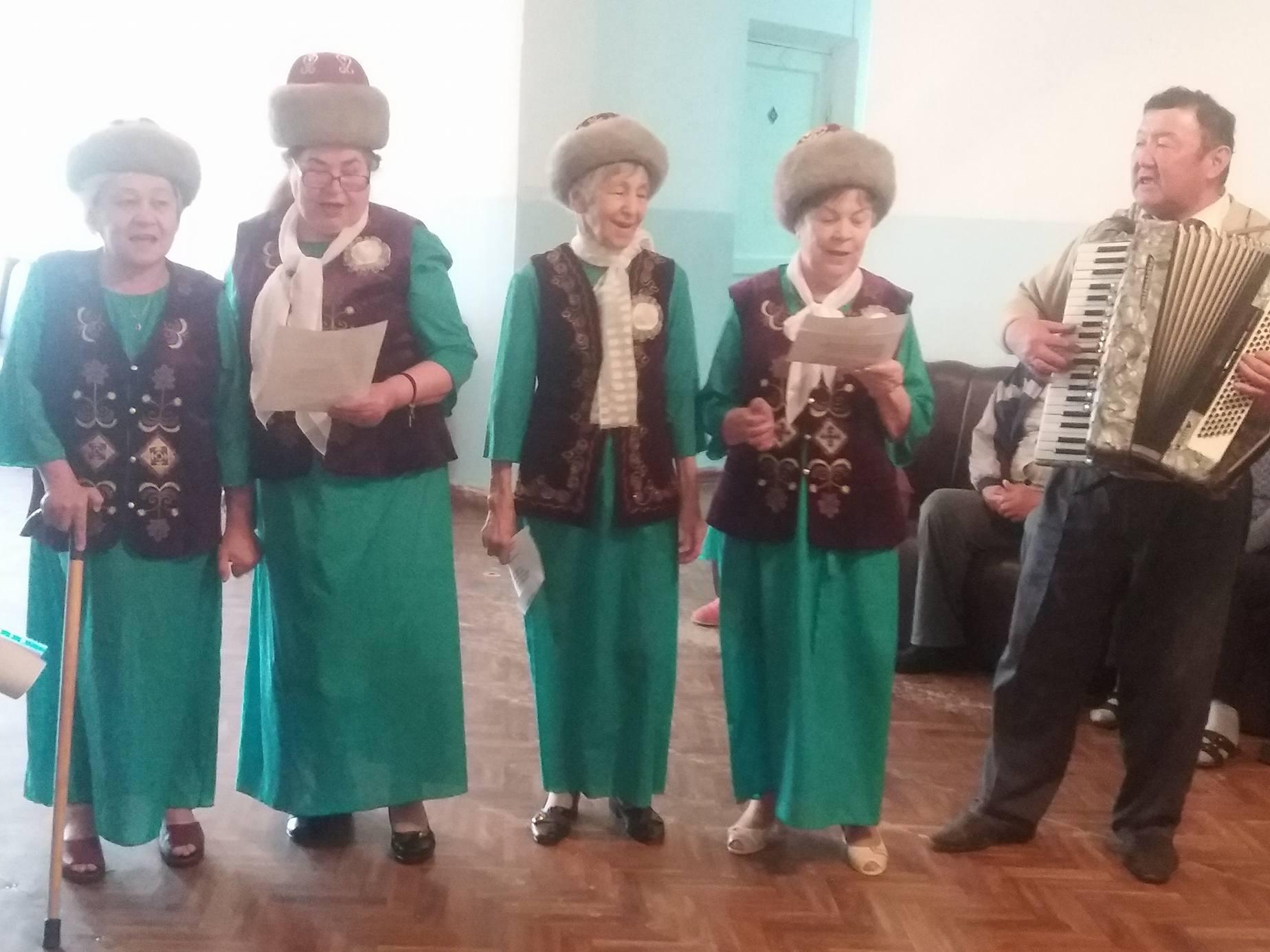 Сотрудники ЦЗРК оказали помощь жителям дома для престарелых
