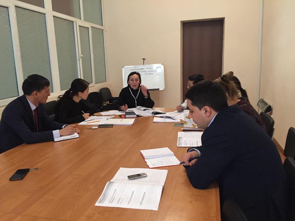 Министерство юстиции КР проводит обучающие курсы по государственному языку