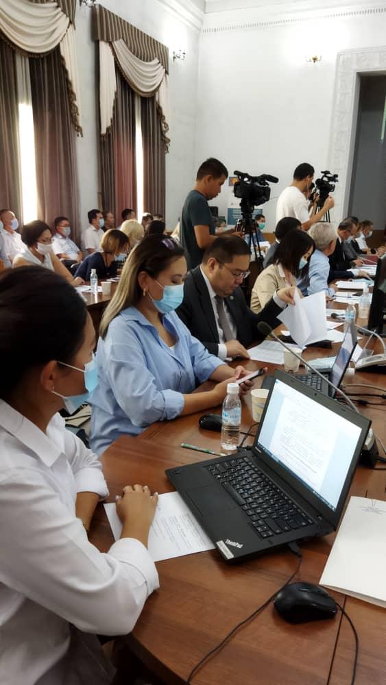 Инвентаризация законодательства: Межведомственной экспертной группой одобрены оценки к 95 законам