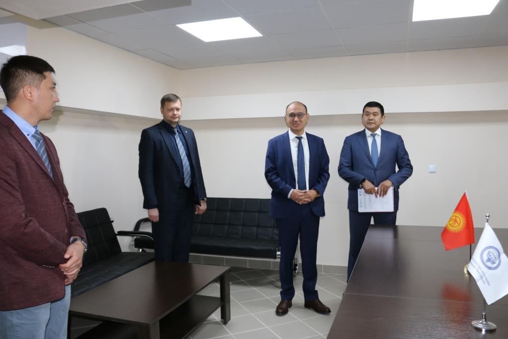 Состоялось открытие офиса органов пробации Ленинского и Первомайского районов после капитального ремонта