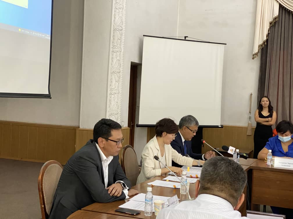 Министр юстиции Асель Чынбаева про инвентаризацию законов: это первый этап, впереди еще много работы