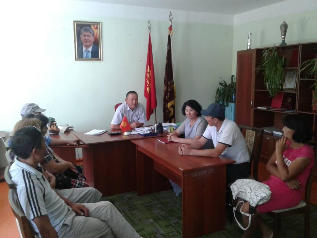 Государственные нотариусы Иссык-Кульской области активно ведут работу по повышению индекса доверия населения к органам юстиции