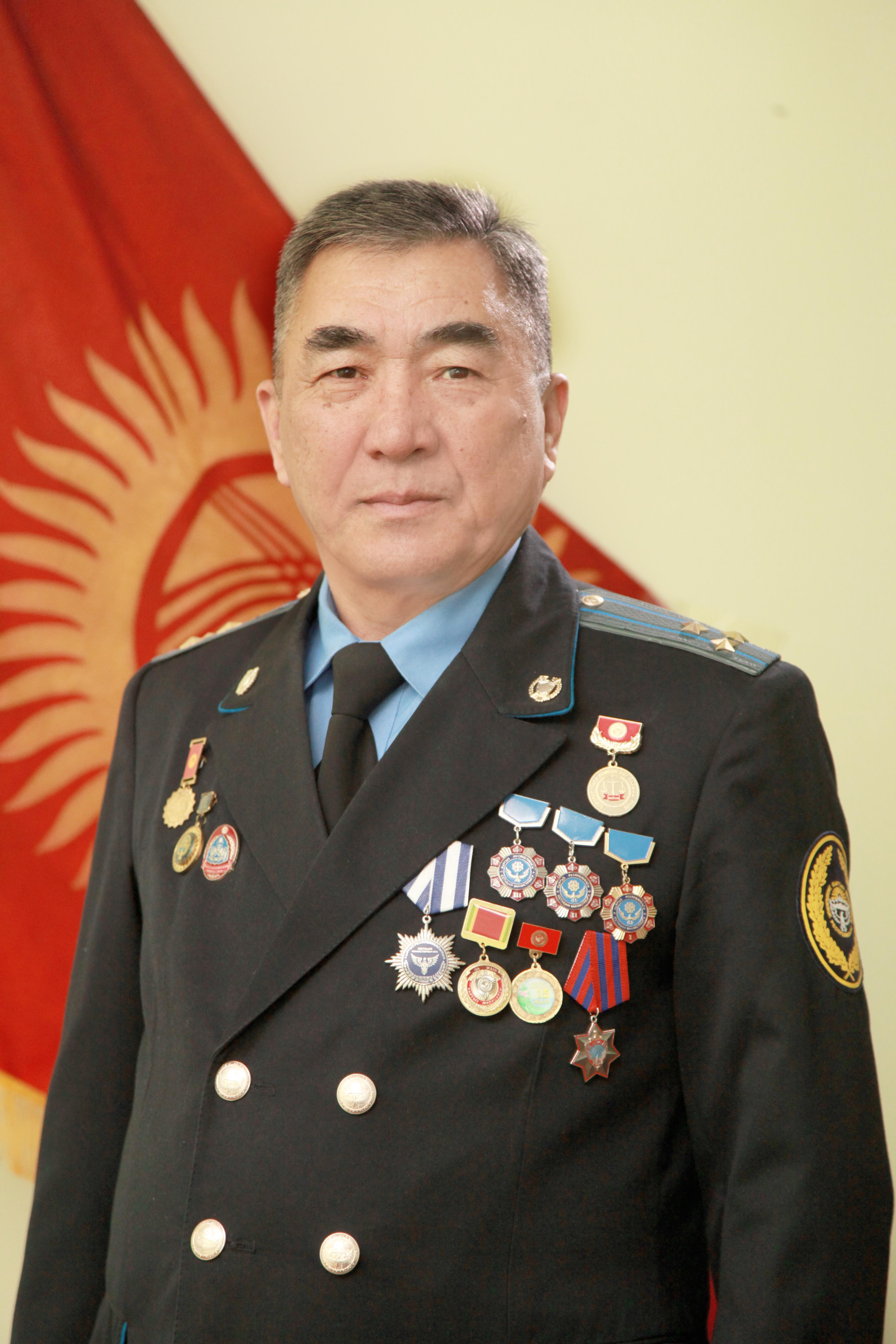 Кармышаков Маматаир Мадимарович жөнүндө некролог