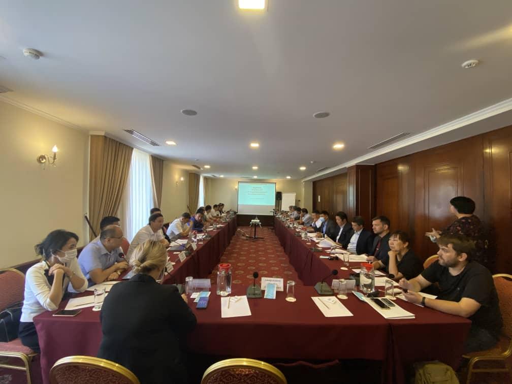 В Бишкеке состоялся круглый стол по обсуждению предварительных итогов инвентаризации законов Кыргызской Республики «Об оперативно-розыскной деятельности», «О противодействии организованной преступности», «О национальной безопасности»