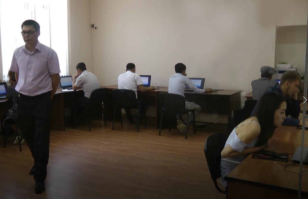 Проведен очередной квалификационный экзамен для претендентов на получение лицензии адвоката