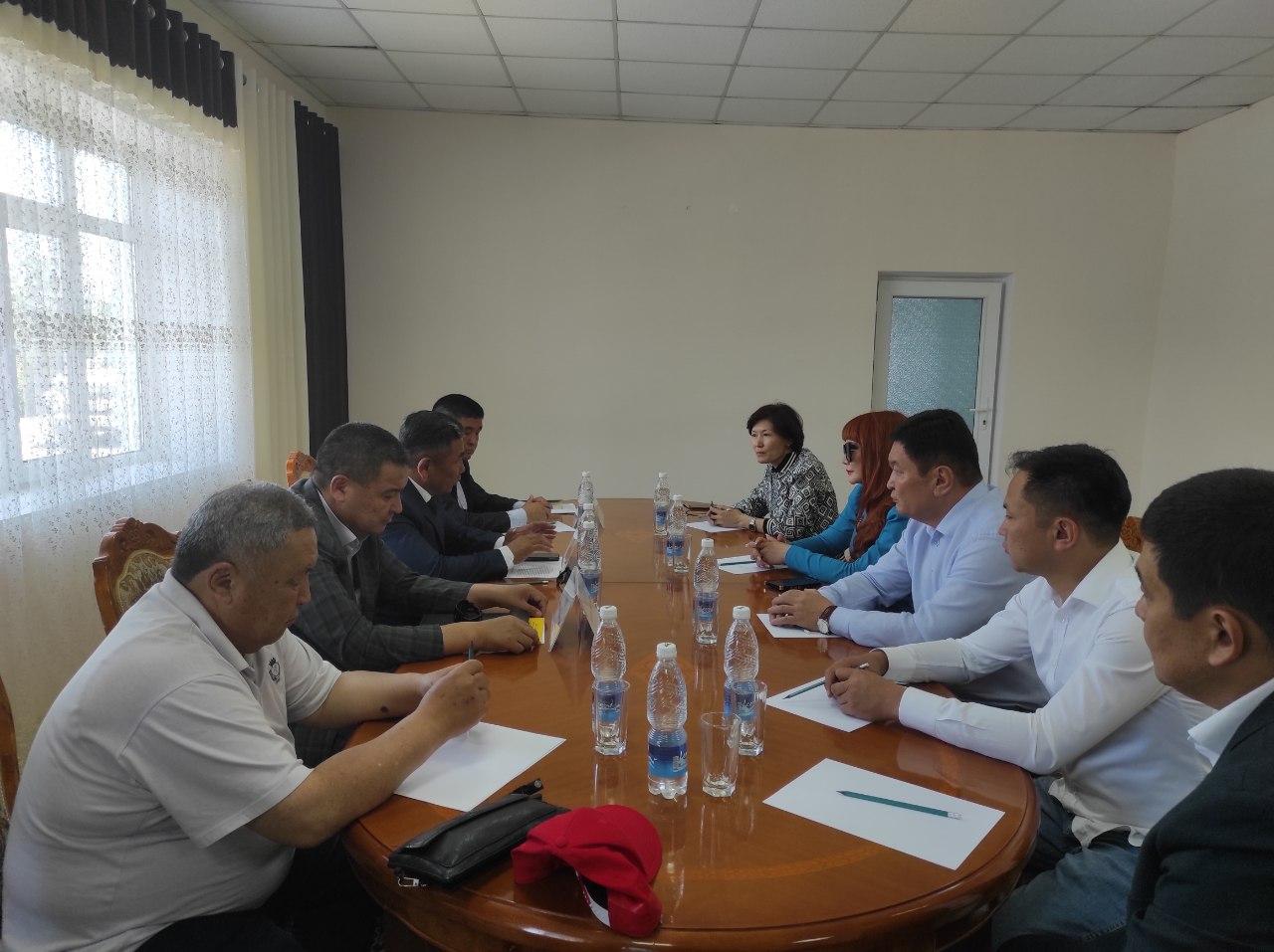 В Баткенской области выделят дополнительные штатные единицы государственных нотариусов