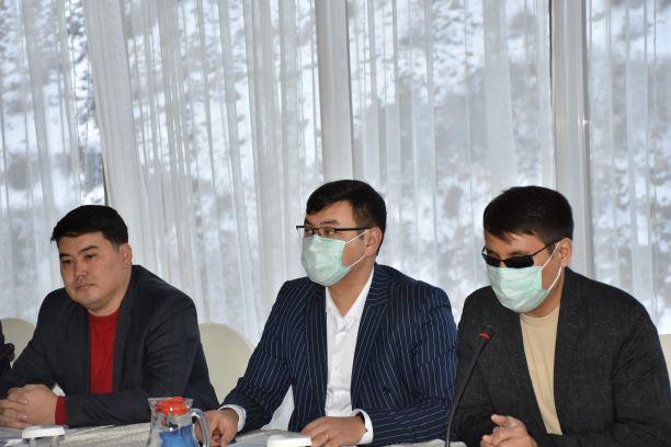 Партнеры обсуждают рабочий план по реализации проекта «К устойчивому доступу к правосудию для расширения правовых возможностей в Кыргызской Республике» на 2021 год