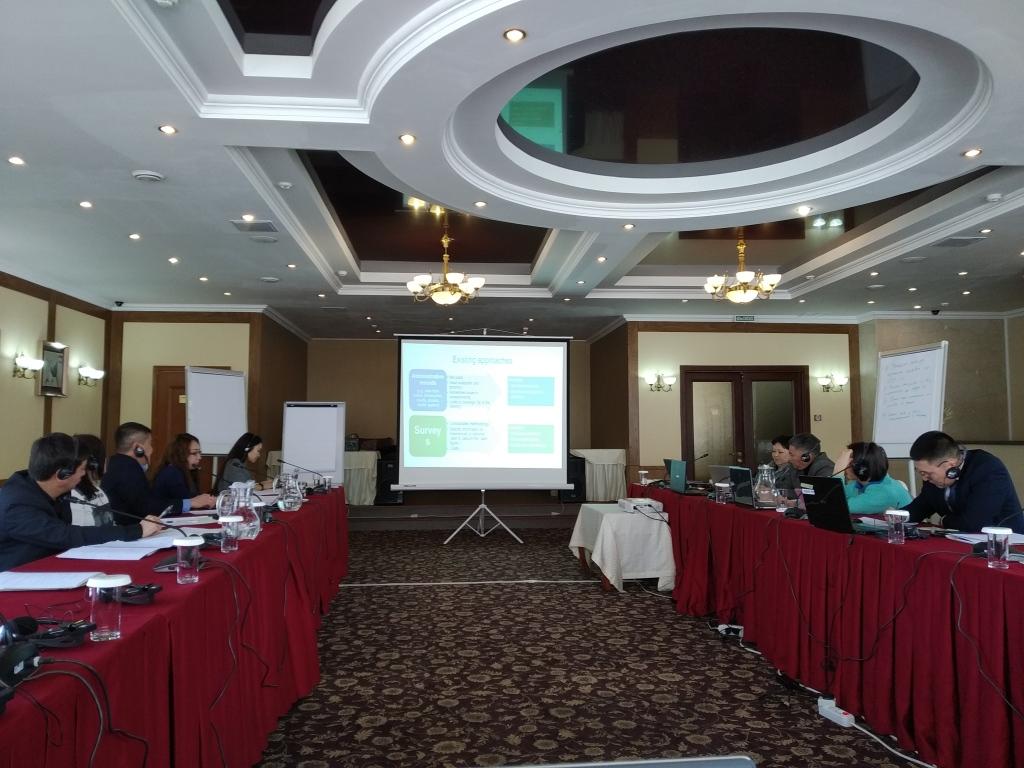 Состоялось выездное заседание рабочей группы по подготовке Национального добровольного обзора по достижению  Целей устойчивого развития № 16