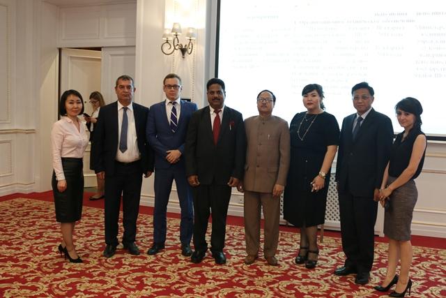 Прошло первое заседание экспертов по подготовке шестого Совещания министров юстиции государств-членов Шанхайской организации сотрудничества