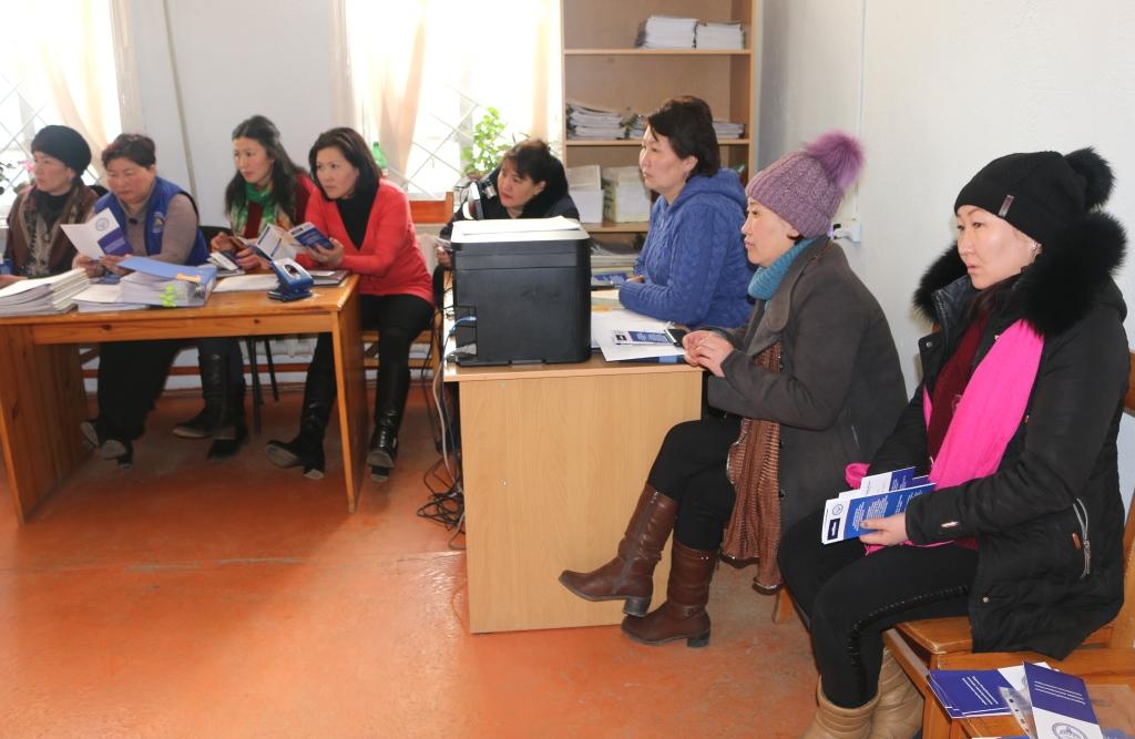Управление юстиции Иссык-Кульской области провело обсуждение вопроса о порядке предоставления гарантированной государством юридической помощи