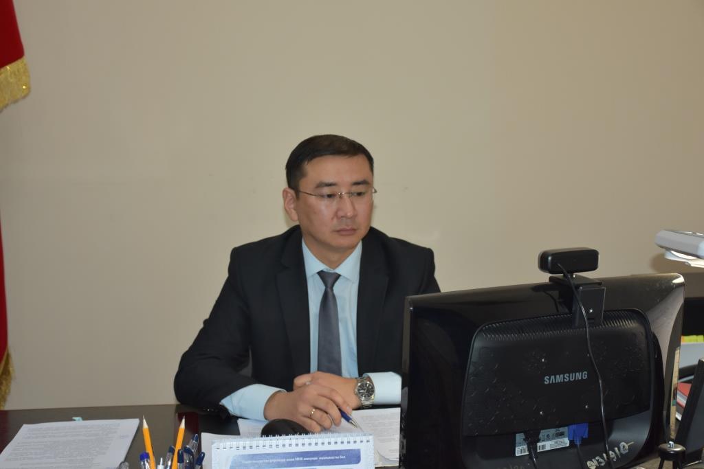 Обсуждены результаты и дальнейшие планы в рамках реализации проекта «Программа верховенства права в Кыргызской Республике 2-я Фаза»