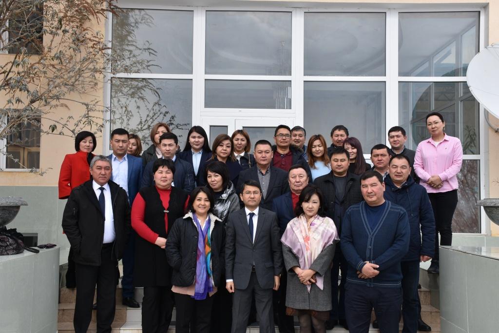 Обсуждение  проекта Концепции развития системы прав требований на движимое имущество в Кыргызской Республике