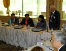 15-е заседание Совета министров юстиции государств-членов ЕврАзЭС (г.Астана, РК)